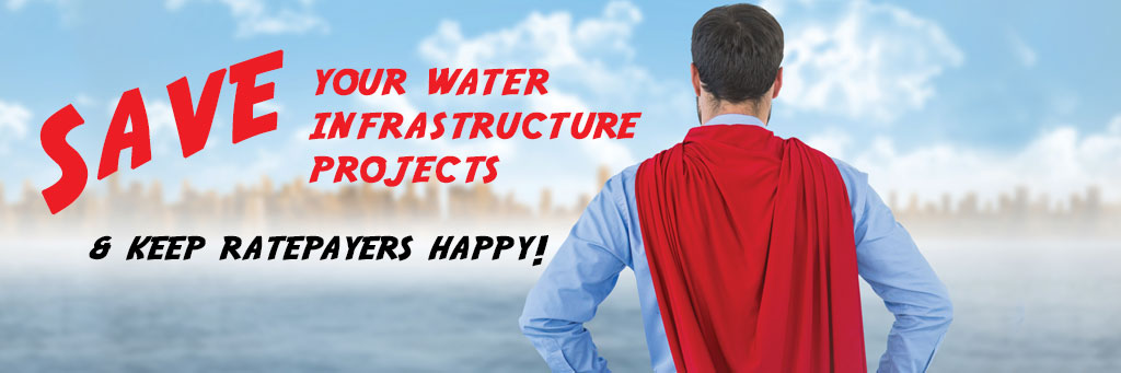 save water infrastructure